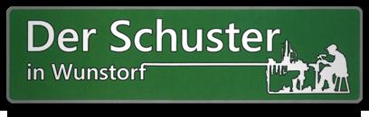 Der Schuster in Wunstorf Logo